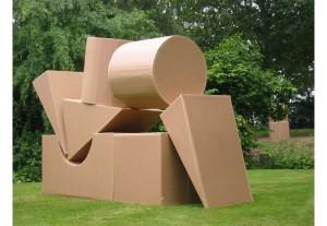 Anna Paulowna, 2008, blokken, karton