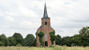 kerk Heveskes, 2015, touwen, ankers